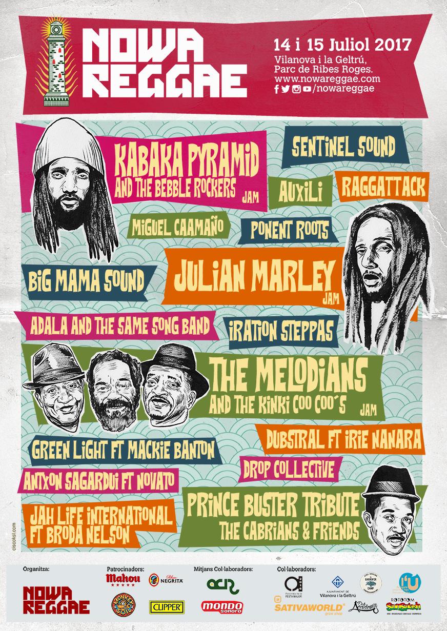 cartel nowa reggae 2017