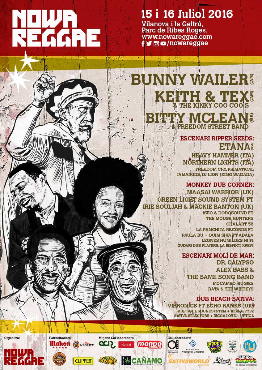 nowa reggae2016 BO cone