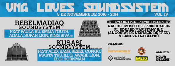 vng loves soundsystem rebelmadiaq kusasi sound wiiggle yard